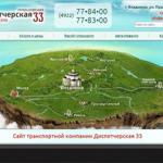 Аудит сайта диспетчера грузоперевозок. Рубрика «Продающий сайт» (выпуск №2)